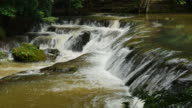 Waterfall in Thailand. video