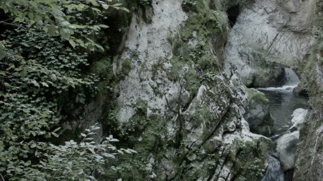 Waterfall near the Devil Throat Cave. Bulgaria video