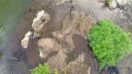 Waterfall reveal video
