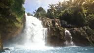 Waterfall Tegenungan Bali video