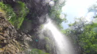 Waterfall video
