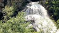 HD Waterfall video