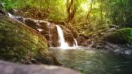 Waterfall video