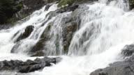 Waterfalling video