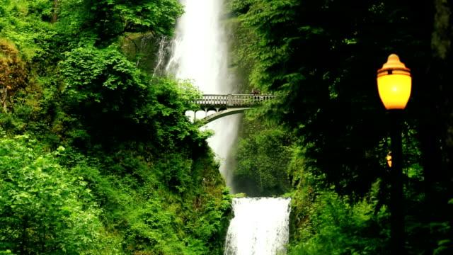 Waterfalls Bridge video