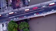 Waterloo bridge. London, UK video