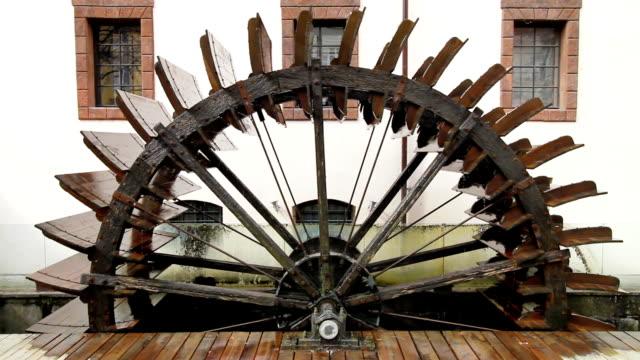 Watermill in Prague video