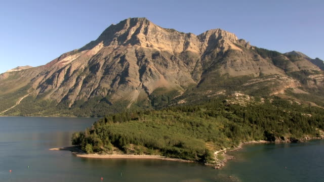 waterton lakes national park video
