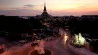 watsothornwararam in Thailand. video