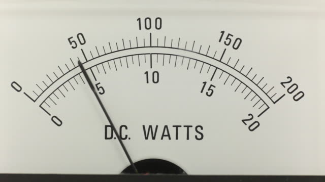 DC Watts analogue power supply video