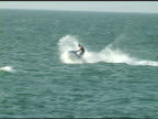 Waverunner in Ocean NTSC video