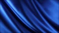 Waving Blue Satin video