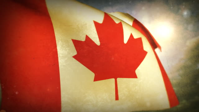 Waving Flag - Canada video