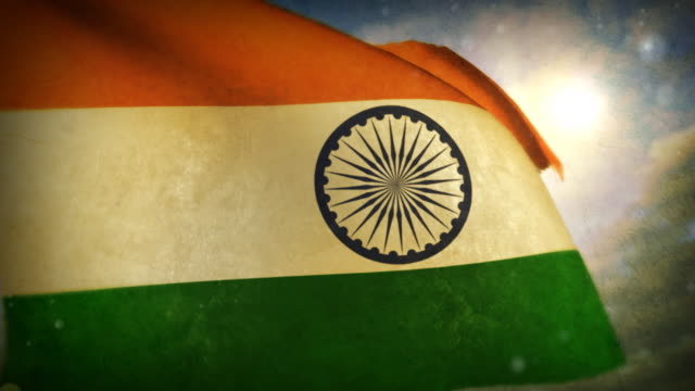 Waving Flag - India video