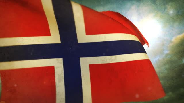 Waving Flag - Norway video