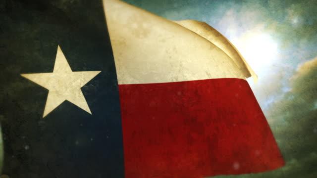Waving Flag - Texas video