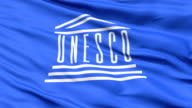UNESCO Waving Flag video