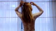waving hair video