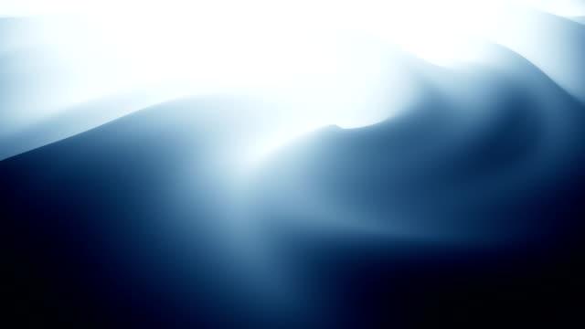 Wavy Cream Close-up (Loopable) video