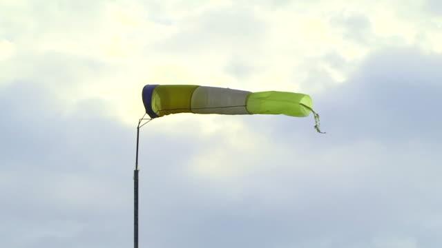 Weather Sock on Wind video