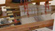 Weaving apparatus video
