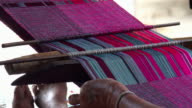 Weaving Cloth video