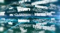 web malware network words video