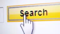 Web search video