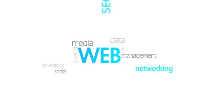 Web, Website video