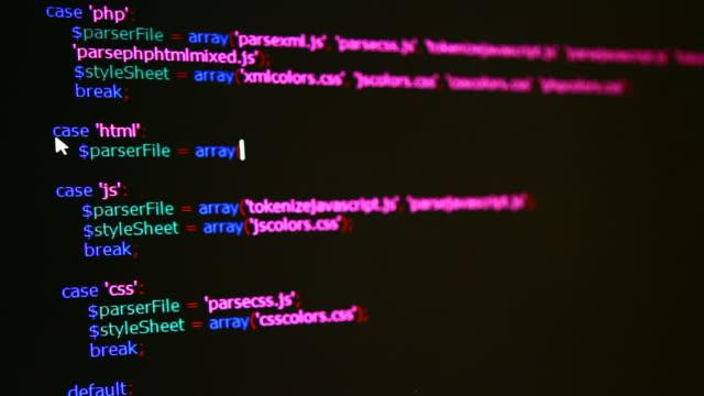 HD : Website Programming Language video