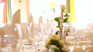 Wedding Banquet video