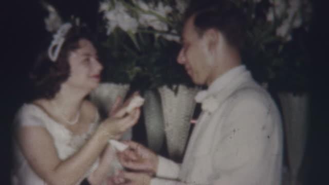 Wedding Cake and Kiss 1950's video