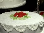 Wedding cake video