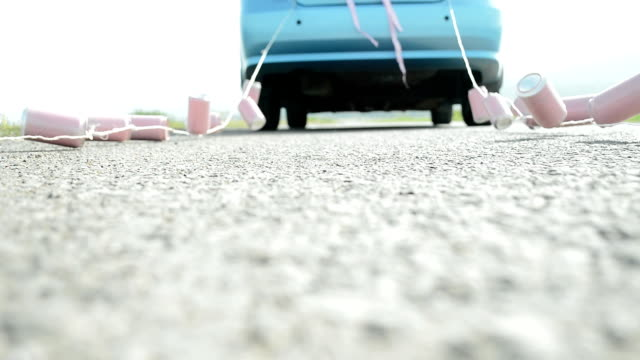 wedding car video