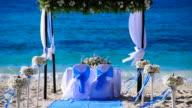 Wedding decorations video
