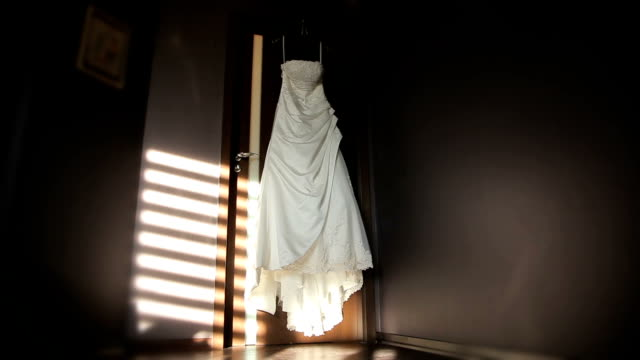 Wedding Dress in the Room video