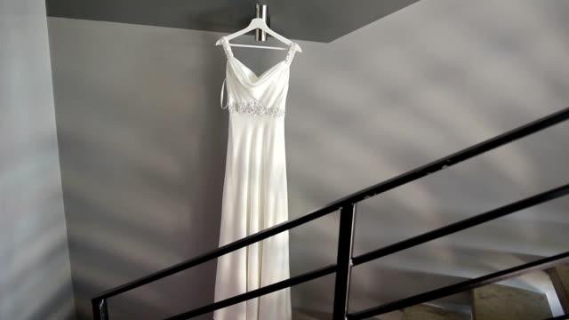 Wedding Dress On The Chandelier video