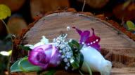 wedding flowers accessories video