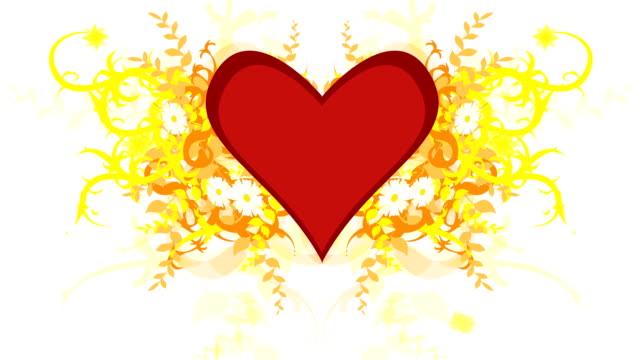 wedding heart 01 video