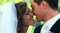 HD: Wedding Kiss video