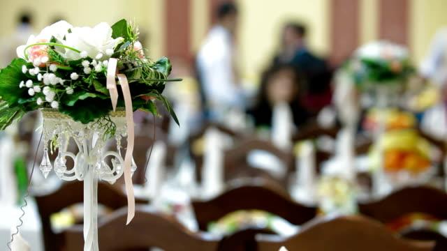 Wedding Reception video