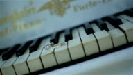wedding rings on piano video