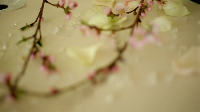 wedding table decoration video