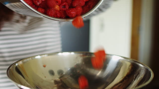 Weighing Fruit for Jam video
