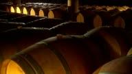 Weinfässer video