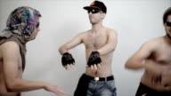 Weird Dance video