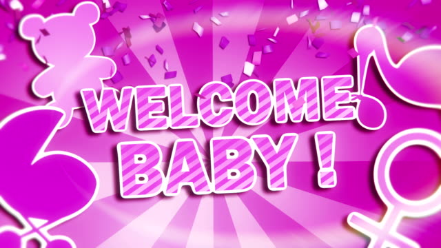 Welcome Baby! video