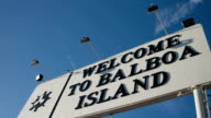 Welcome to Balboa Island Time Lapse video