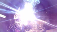 Welder in Action video