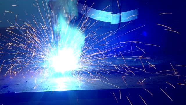 Welding and Welder video